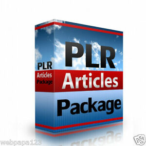 100,000+ PLR Articles For Faster Niche Content Creation