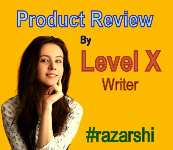 Product Review Aid By Level X Writer