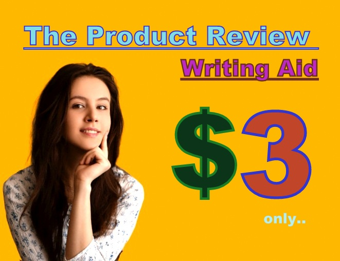 The Product Review Writing Aid