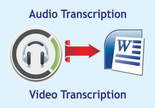 I Provide Quality Audio And Video Transcription