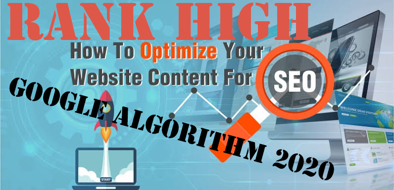 1500 words 2artciles to RANK HIGH ON GOOGLE Algorithm 2020 With our ON-PAGE STRATEGY