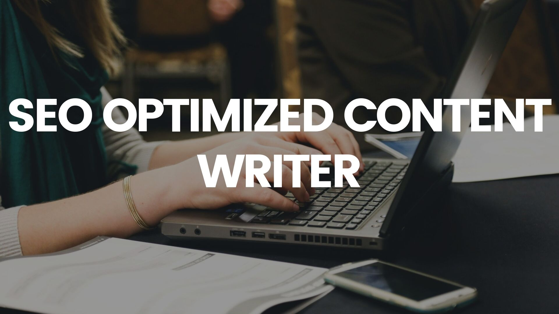 I Will Write a SEO Optimized article for your Website