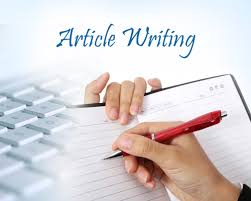 I Will Write Plagiarism Free Articles