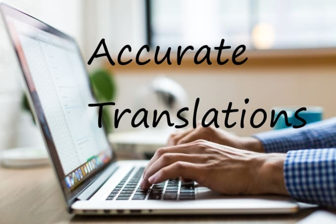 I will translate 1000 words in one of 9 different Languages