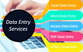 I will do data entry,  copy paste,  typing,  excel data entry