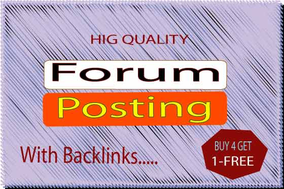Get your professional and SEO optimized forum in just 24 hr.