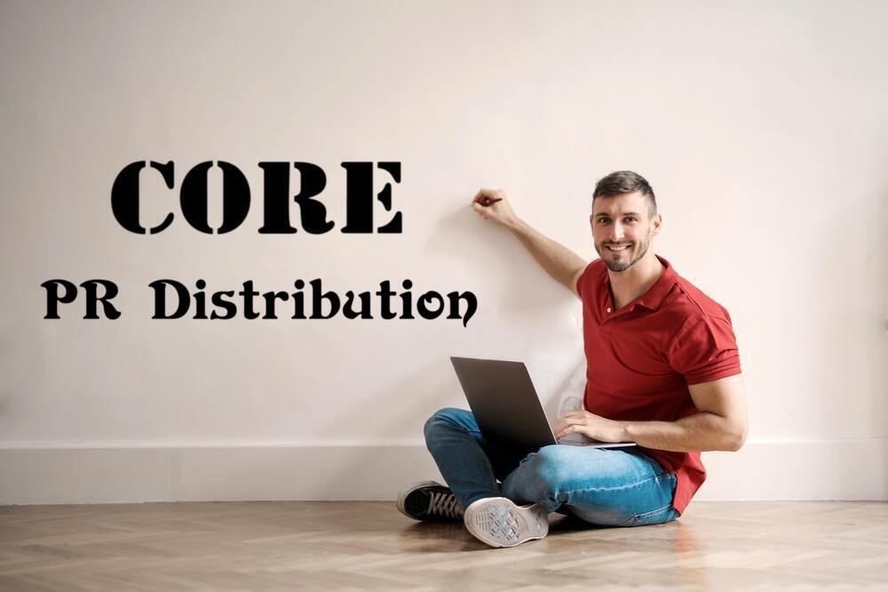 offer CORE press release distribution with TV Radio sites included