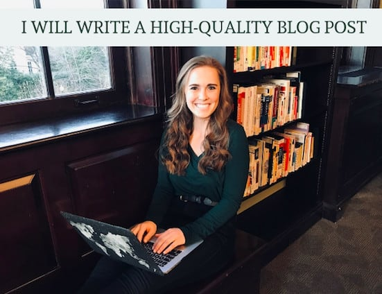 600 words Exceptional SEO Blog Post for Google Page one