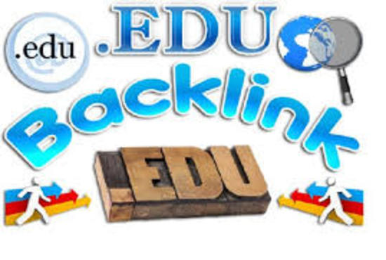 I WILL create 70. edu backlinks for improved seo ranking website