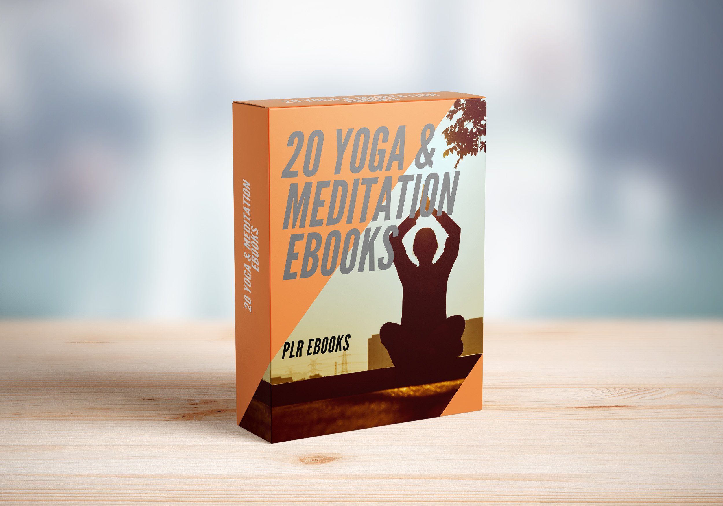 20 Yoga And Meditation Ebooks Bundle