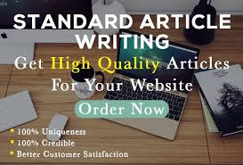 Be Your SEO Article Writer Or Blog Content Writer 3000 words