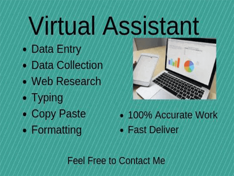 I will do efficient data entry work