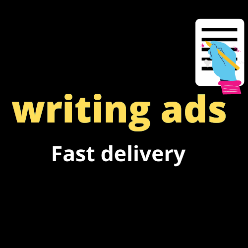 I will write your ads or content by pro writer