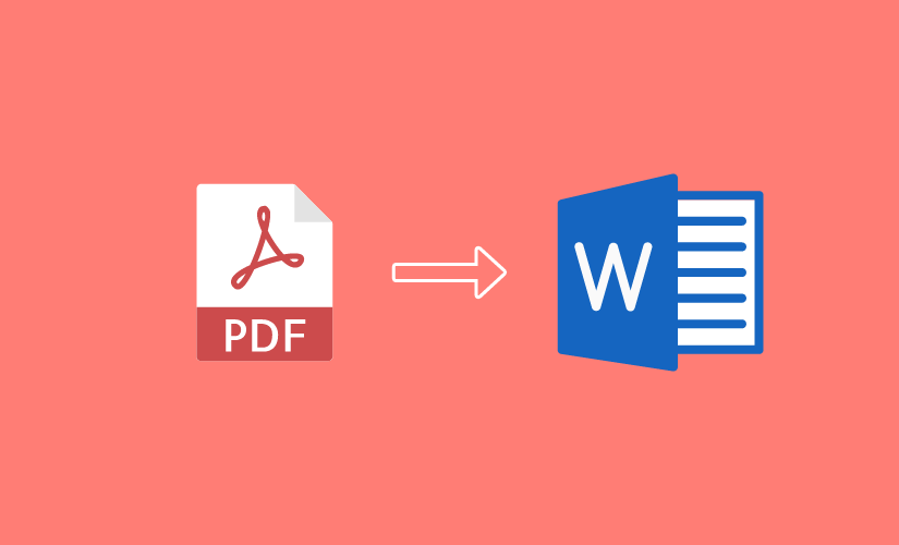 I will convert pdf to word and excel in very fast way