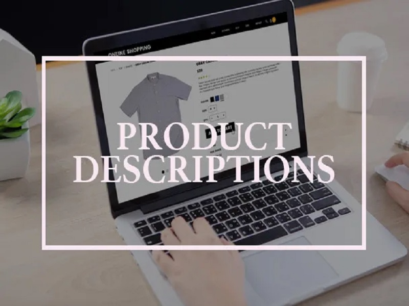 I will write your product description any types