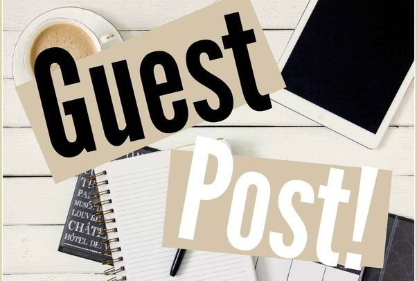 Paid Guest Post Service on a Web Design Blog