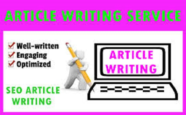 write 1500 words SEO articles on any niche