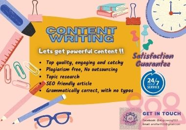 I will be the Legal Content Writer for quality SEO Articles,  Blogs or Websites