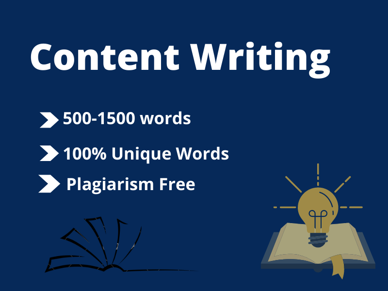 SEO friendly 1000+ Content writing,  Article writing and Blog writing