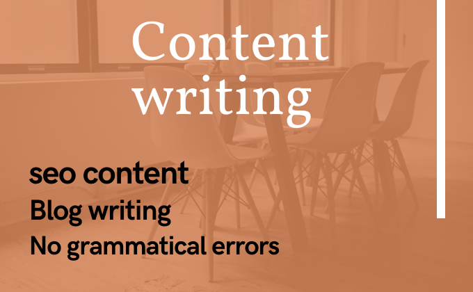 I will write 3000+ words affiliate product content writing, articles writing