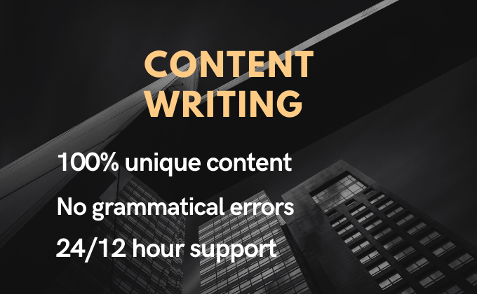 I will do 2500+ words SEO friendly Blog post and website content writing,  articles writing