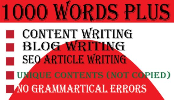 Premium quality 1000 words SEO friendly article on any topic