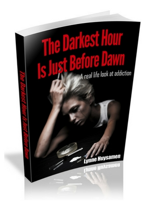 Addiction Stories Real Life - The Darkest Hour is Jus...
