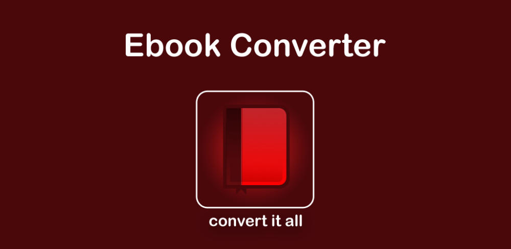 Convert Your Document To Any Ebook Format