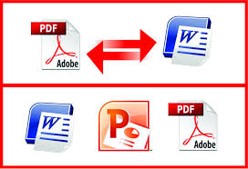 Convert Word to PDF or any other format