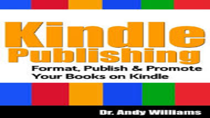 Format And Publish Your Book For Kindle & Print On Over 8 Major Book stores