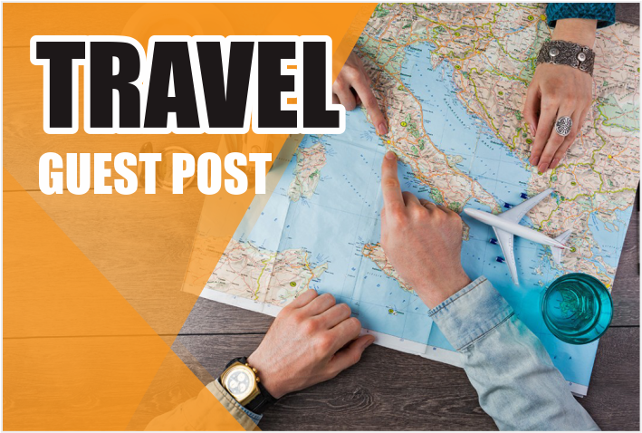 do guest post on TRAVEL related blogs