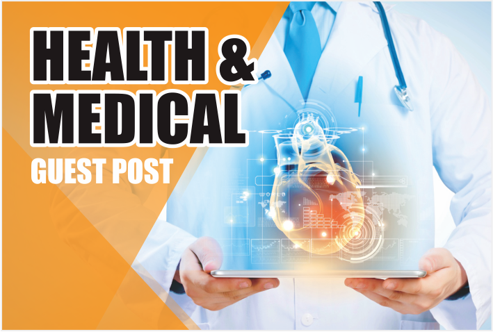 do guest post on HEALTH and MEDICAL related blogs