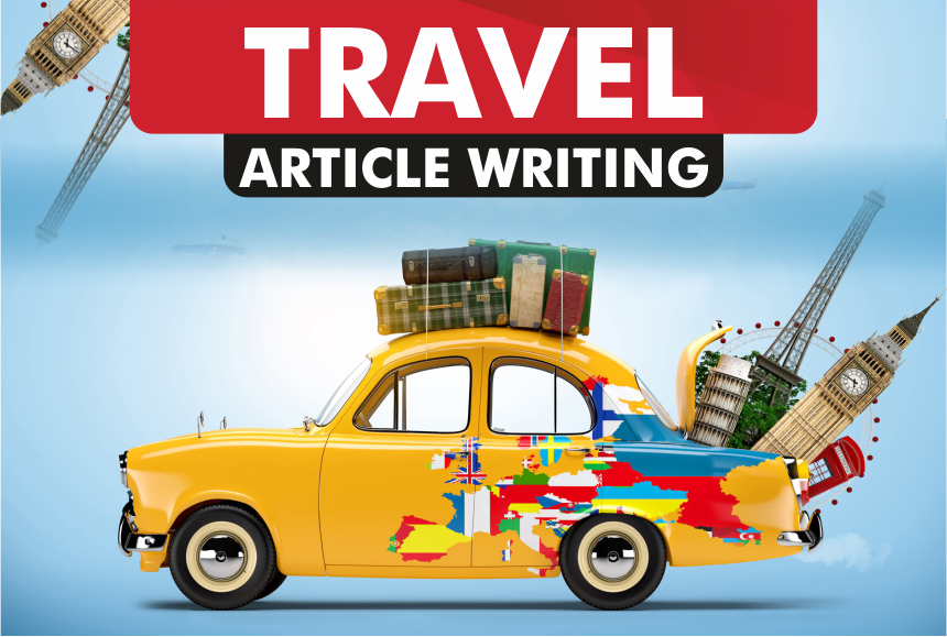 article writing for TRAVEL blog