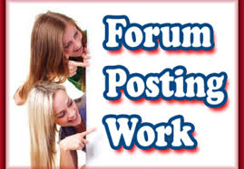 Forum Posting Service 50 Unique Domains 50 Quality Contextual Links DA20+ PA20+