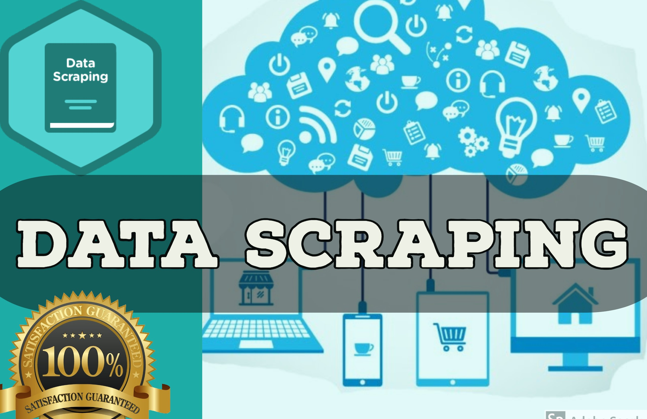Best Quality Of Data Scraping In Short Time