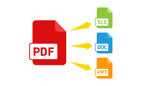 pdf to excel convert your document.