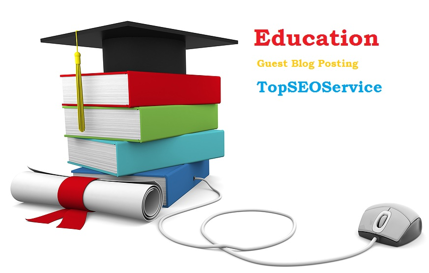 Write 500 word article and Do Guest Post on Education Niche