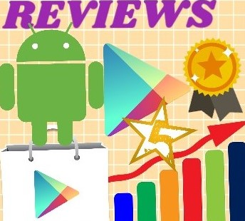 Promote your Android App with 3 reviews
