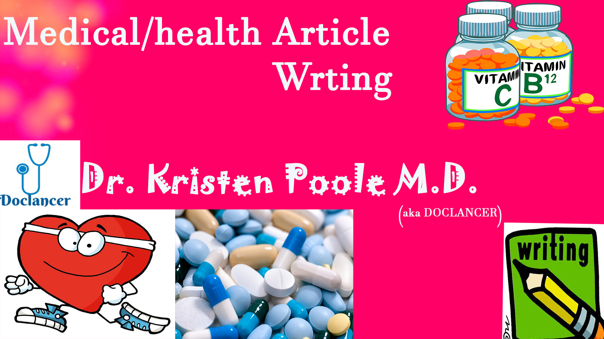 write a unique medical or health article