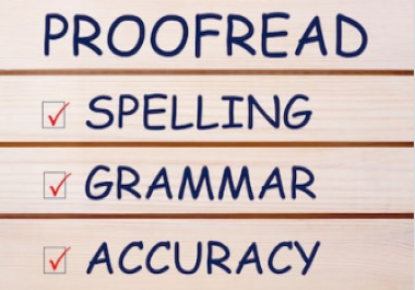 Proofreading Services - WordClerks