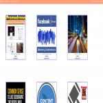 Custom eCommerce Salespage CMS
