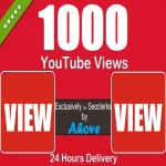 Get 1000+ YouTube Views In Your Video Within 24 Hours
