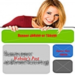 Website Banner Advertisment Version 4.1