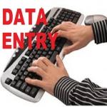 I will do 2hrs of Data Entry work