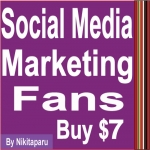 Increase your 1000 social media fan engagement