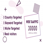 Keyword, Niche, Country Targeted Monthly Website Traffic