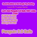 Get Penguin Safe Manual 100 Social Profile Backlinks DA70 - DA100 for Website & Video