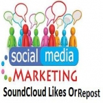 get 550 REAL S C track Promotion LIKES OR Repost to your profile, real & active