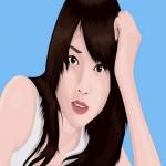 I will make cartoon of your photo