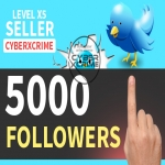 Provide you 5000+ High Quality TW Followers within 24hrs